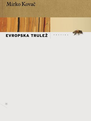 cover image of Evropska trulež
